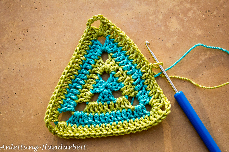 Häkeln Lernen Das Dreieck Handarbeiten