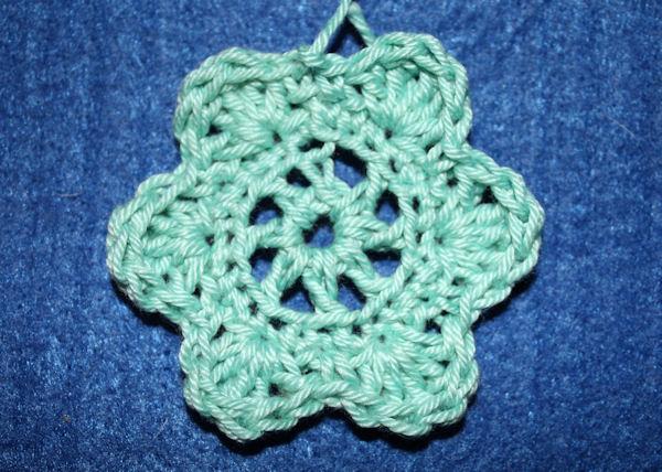 Ungewöhnlich Einfach Häkeln Blumenmuster Für Anfänger Ideen - Schal ...
