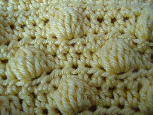 Häkeln lernen: Noppen oder Popcorn-Maschen | Handarbeiten
