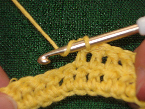 Häkeln Lernen Das Stäbchen Handarbeiten